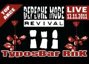 Typos 12.11.2011 – Depeche mode revival