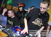 MUSIC CLUB TYPOS 31.5.2013 – HIP HOP PARTY & R´N´B NIGHT S DJ´S SAKLOVSKY A AMDMAN